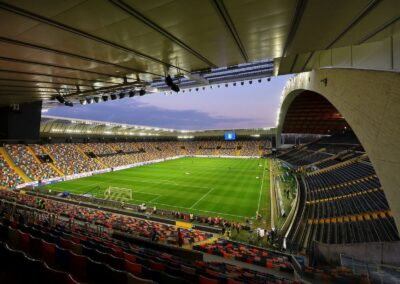 Direzione Lavori del Nuovo Stadio Friuli