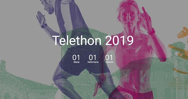 ANCHE NOI PARTECIPIAMO! #TELETHON 2019