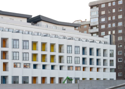 Housing sociale: residenze Sadoch