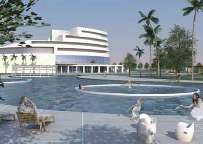 Nasimi Park, luxury resort