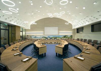 Restyling e uffici nuovo quartier generale FAO