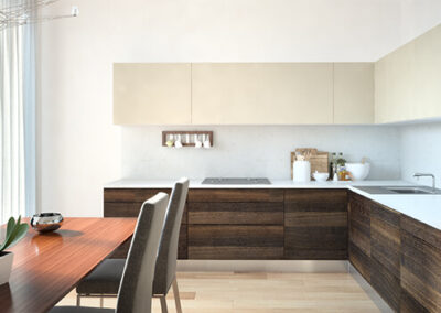 Interior design for apartments in Moscow