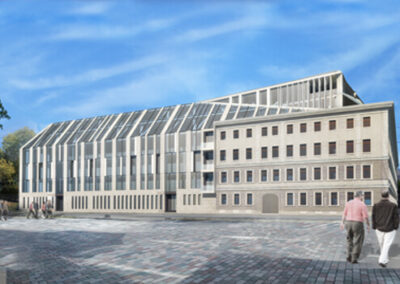 Edificio per uffici Gasprom