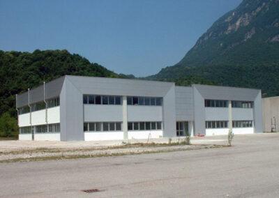 Edificio industriale PIP