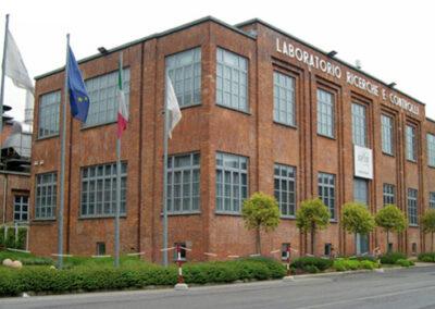 Ristrutturazione e restauro di edifici industriali