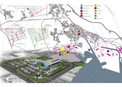 Area attrezzata di zona industriale Schiavetti Brancolo