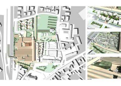 Concorso d'idee per la riqualificazione dell'area ex Lanerossi