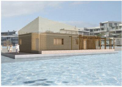 'Living on water': una ricerca sulle case galleggianti