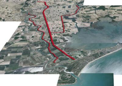 Riqualificazione del territorio compreso fra Ronchis, Latisana, Lignano e Precenicco