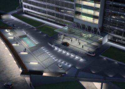 AGIP KCO Nuovi Uffici